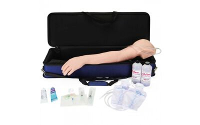 Multi-veneuze IV/Inject.Arm + pomp, licht