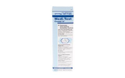 Macherey-Nagel Medi-Test Combi 9 urinestrips per 50 stuks