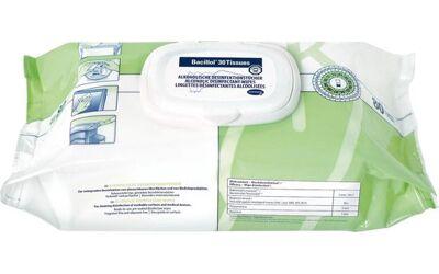 Bacillol 30 desinfectie doekjes per 80st. in een pak