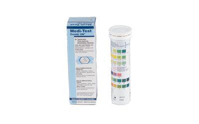 Macherey-Nagel Medi-Test Combi 5N urinestrips per 50 stuks