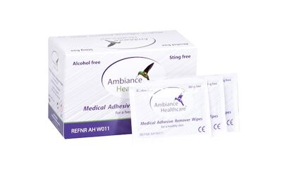 Welland Ambiance Adhesive remover doekjes per 30st