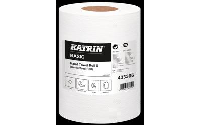 Katrin Basic handdoekrol S per 12 rollen