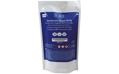 Pure refill AF 13x20cm per 100st.
