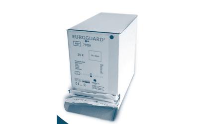 Euroguard steriele afdeklakens per 25 stuks
