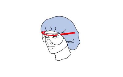 Spatbril Eyeshield Euroguard per 250st.