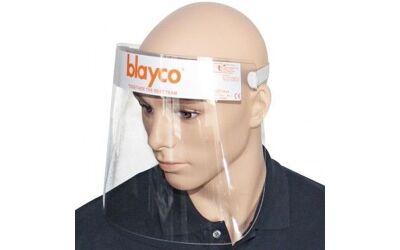 Faceshield Blayco per stuk verpakt