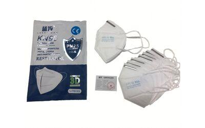 FFP2 Mondmasker KN95 gecertificeerd masker per 10st.