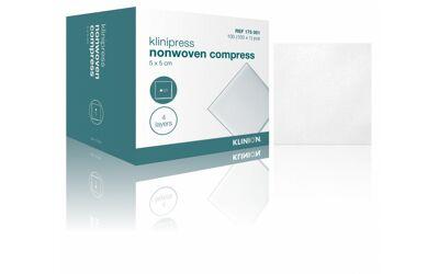 Klinion NW Klinipress compres steriel