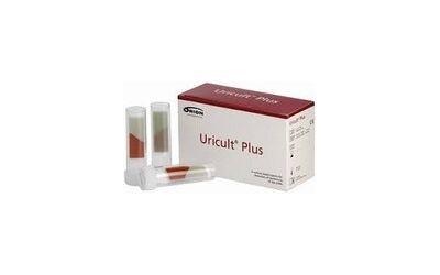 Uricult Plus dipslides per 10st.