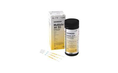 Siemens Multistix urinestrips 5 per 50st.