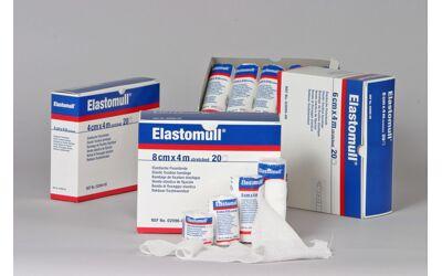 BSN Elastomull windsels 4m x 8cm 20 rollen