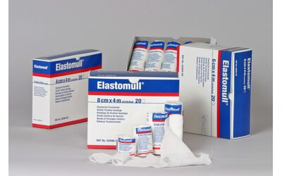 BSN Elastomull windsels 4m x 6cm 20 rollen
