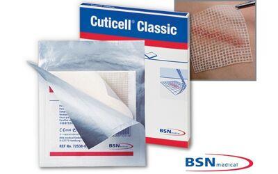 BSN Cuticell zalfgaas 7,5x7,5cm per 10st.
