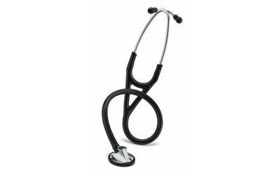 Littmann Stethoscoop Master Cardiology Zwart