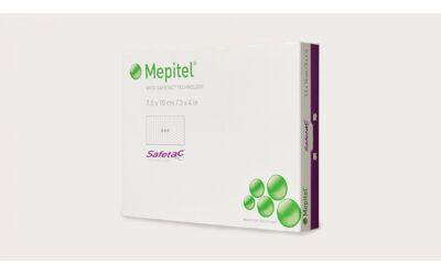 Mepitel siliconen wondverband 20x32cm per 5st.