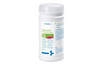 Mikrozid sensitive wipes bus 200 tissues jumbo 20 x 20cm)