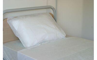Bastos Disposable lakens 5GR/M2 non woven 240X150CM P.50ST