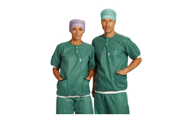 Omlooppak Unisoft Barrier operatiekleding