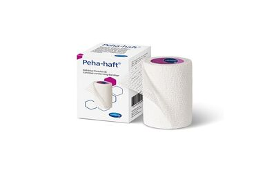 Peha-Haft elastische zelfklevende zwachtel 4mx8cm