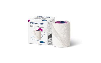 Peha-Haft elastische zelfklevende zwachtel 4mx12cm