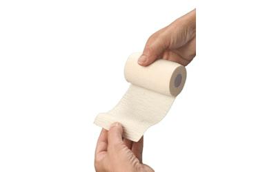 Hekagrip Cohesive 10cm x 4,5m per stuk