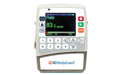 BD BG323 multi-therapie infuuspomp
