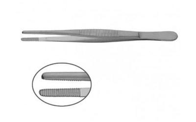Zepf anatomisch pincet 10,5 cm