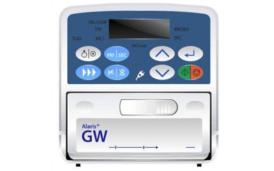 Alaris GW 800 Infuuspomp van BD multi Dedic