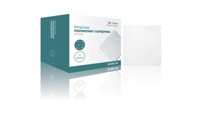 Klinion Klinipress nonwoven compressen 10x10cm per 20x5st. steriel