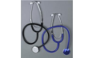 Stethoscoop Enkelzijdig Kleur Grijs