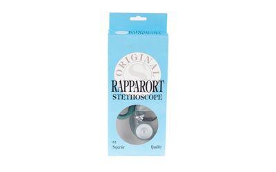 Stethoscoop Rappaport Dubbelzijdig met Zware Kop Groen