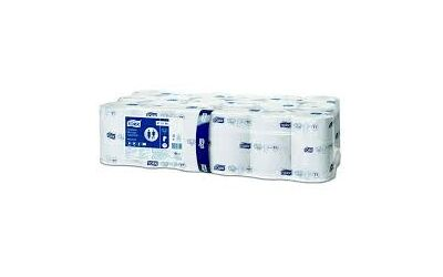 T7 Tork toiletpapier coreless 112mx10cmx36 rollen 2 laags