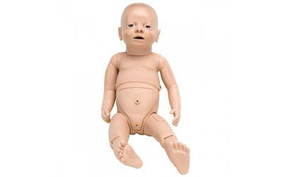 Verpleegkundige opleiding baby, pasgeboren
