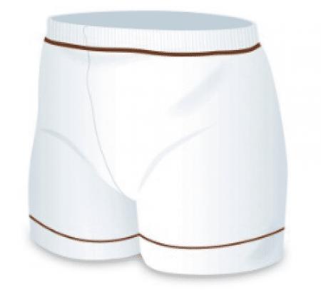 Attends Stretchpants inlegger broekjes per 3st. Maat S