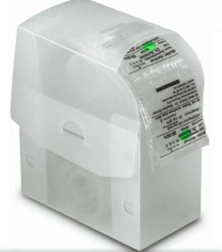 Baxterrol dispenser transparant origineel