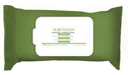 Aloetouch reinigingsdoekjes geparfumeerd 12 verpakkingen