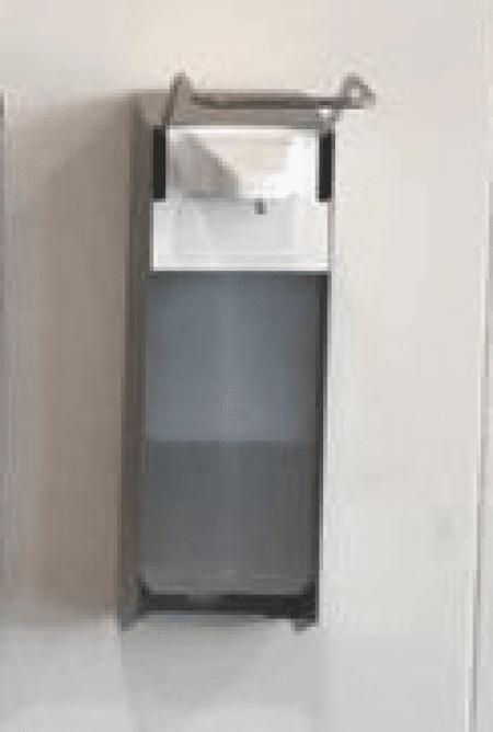 Wandmodel 500ml desinfectiedispenser per stuk