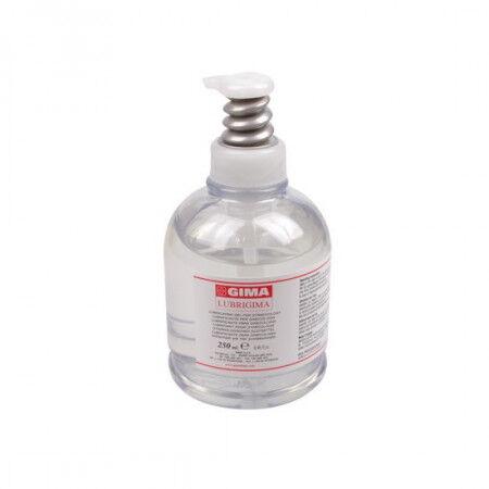 Gima glijmiddel flacon met pomp 250ml