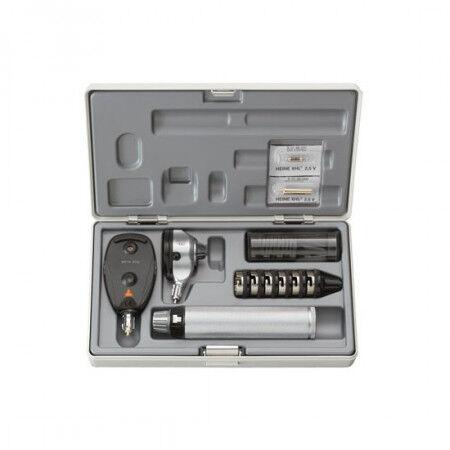Heine. diagnostische set met Beta 100 otoscoop en Beta 200 ophthalmoscoop