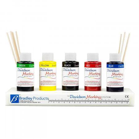 Bradley weefsel markeringsvloeistof geel 59ml
