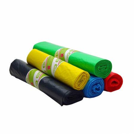 Incontinentie vuilniszakken econorm 55x50cm per 40 rollen van 50st. wit