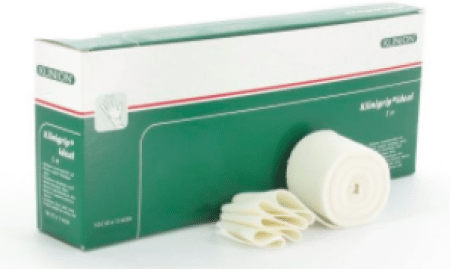 Klinigrip ideaal rekbare steunzwachtel
