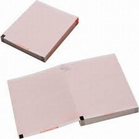 ECG papier Cardioline AR1200 gevouwen per 2x150 vel