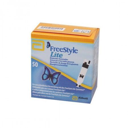 Freestyle Lite bloedsuiker testen per 50st.