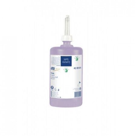 Tork Premium Zeep Liquid Mild 1L vulling 6 fl.