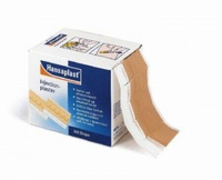 Hansaplast injectiepleisters  per 100st.