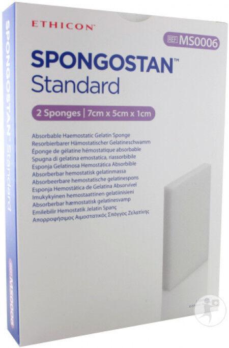 Spongostan sponsjes 7x5x1cm per 20st.