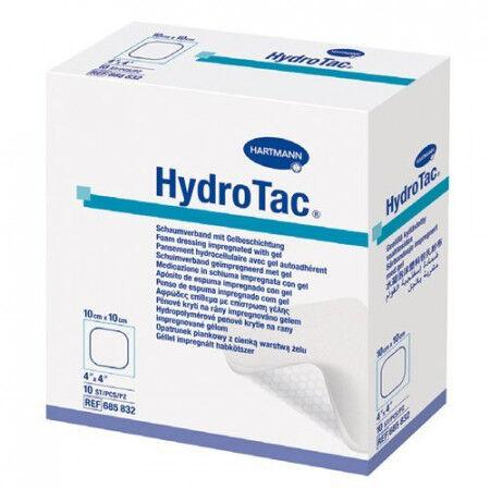 Hydrotac Schuimverband 10x10cm 3st.