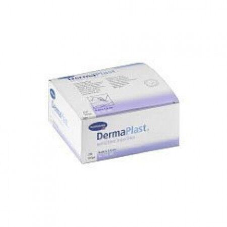 Dermaplast injectiepleisters 250 stuks