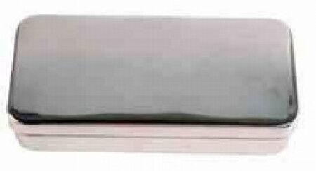 UID Instrumentendoos voor spiraalset RVS met deksel 32x10x3cm